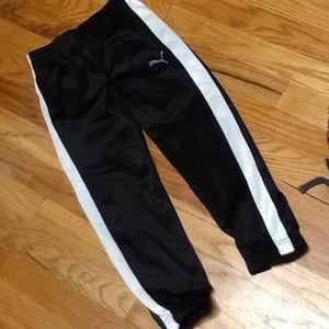 Boy's Pull On Pants W/Pockets, EUC
